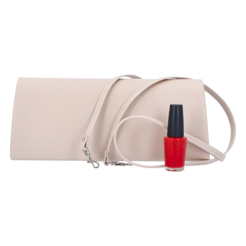 Společenská dámská kabelka Sisi S., růžová