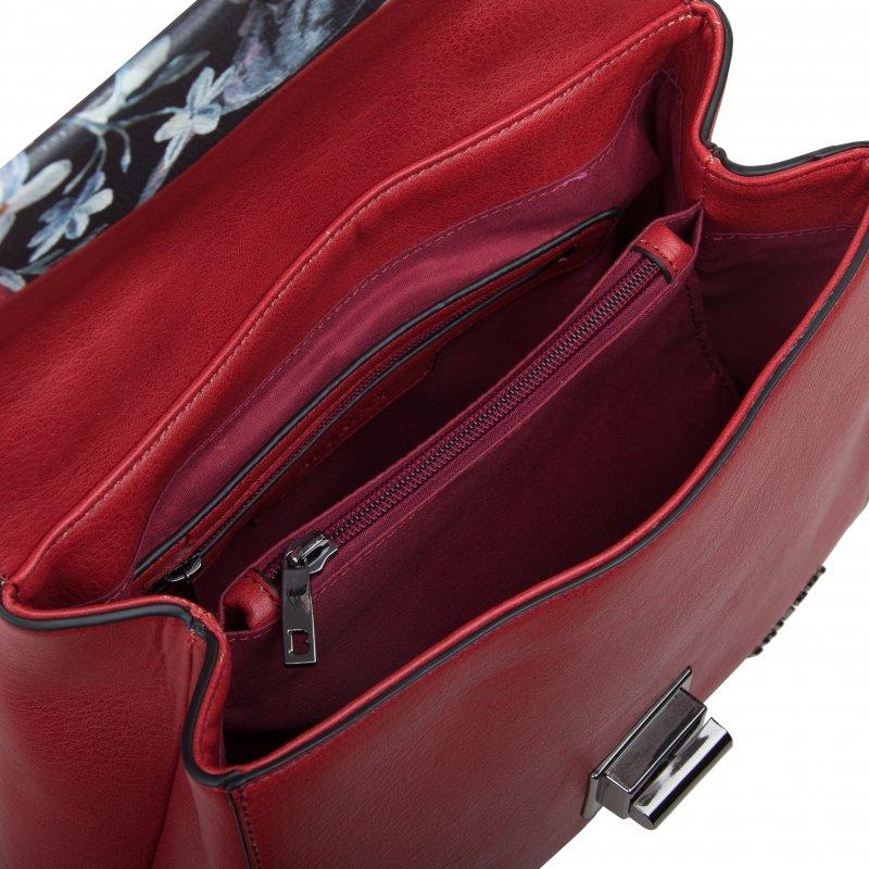 Luxusní dámská koženková kabelka BULAGGI