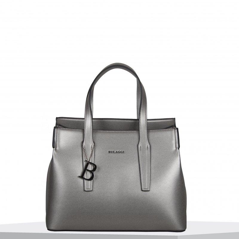 Dámská Shopping kabelka BULAGGI Kayla, stříbrná