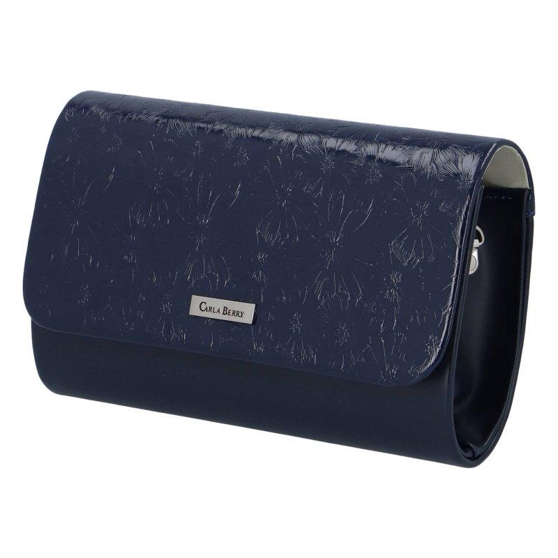 Společenská dámská kabelka Style Laura , modrá