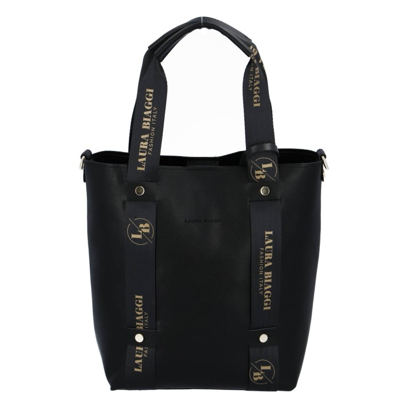 Moderní dámská kabelka Biaggi elegant, černá