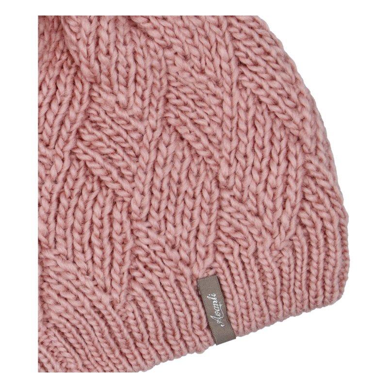 Dámská čepice Mia, růžová