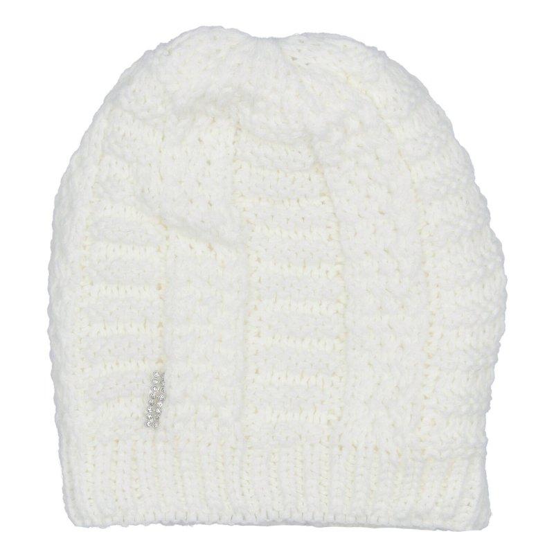 Dámská čepice Ida, bílá