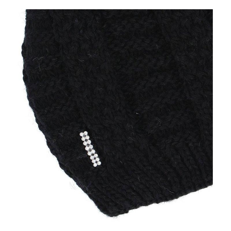 Dámská čepice Ida, černá