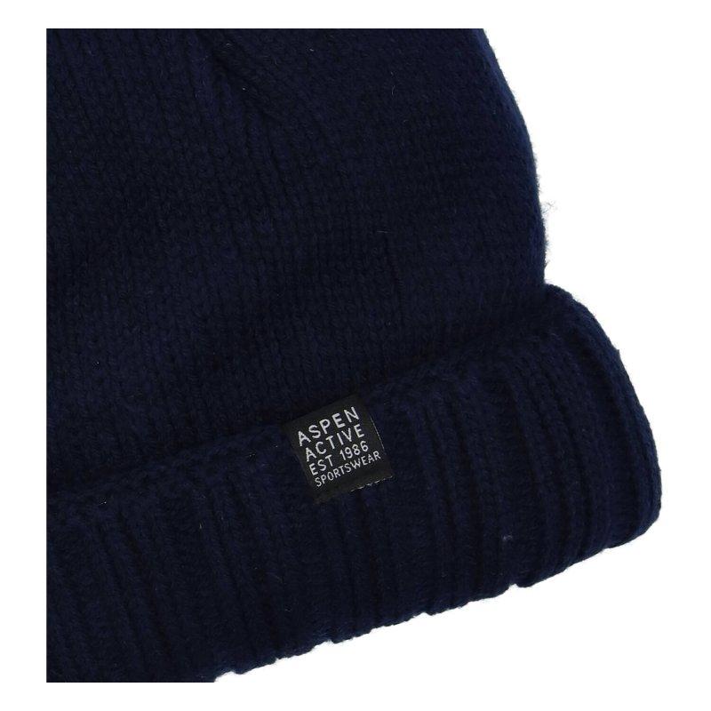 Čepice Aspen, modrá