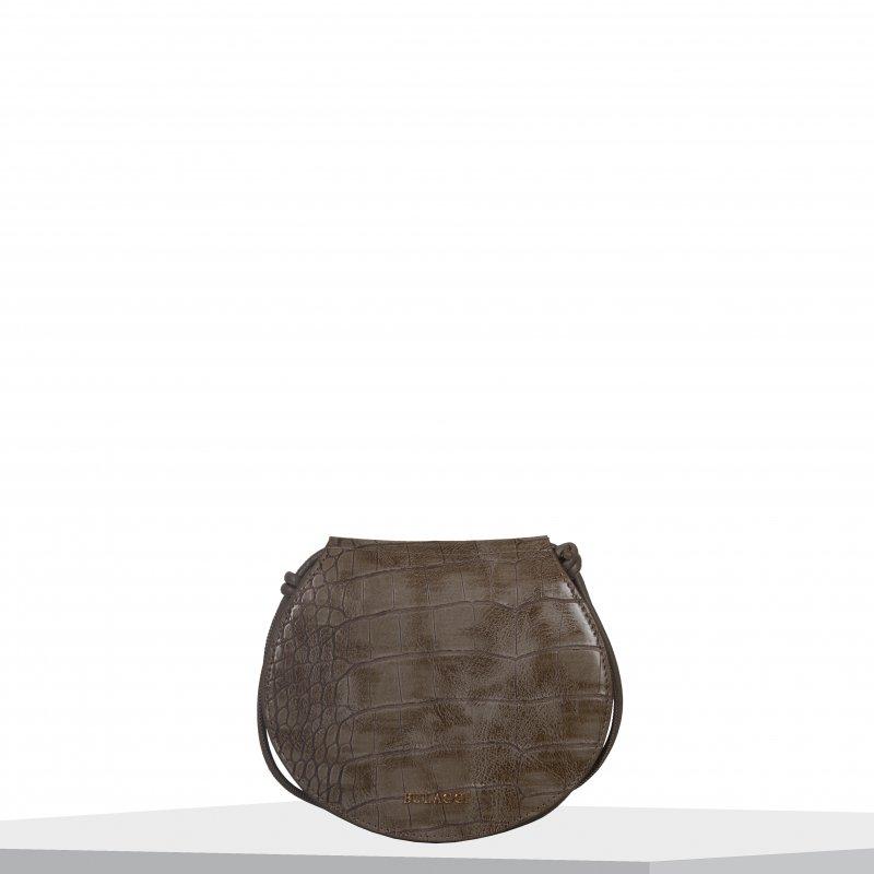 Dámská koženková crossbody kabelka BULAGGI IRIS, béžová