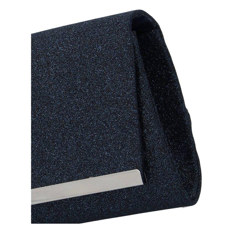 Společenská dámská kabelka Elegant Venezia, tmavě modrá