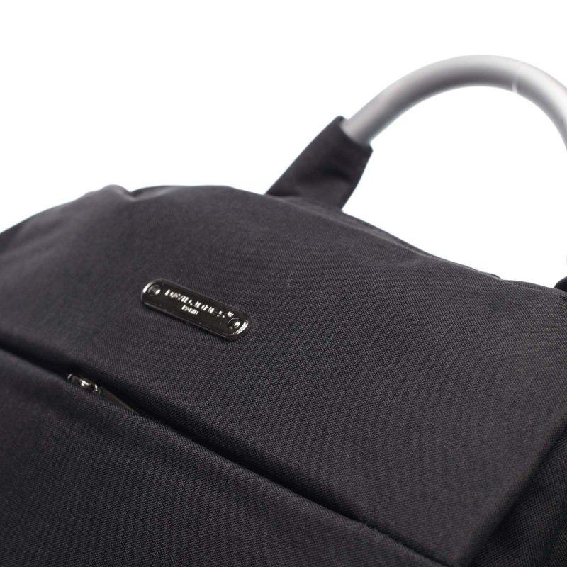 Univerzální městský batoh David, černý