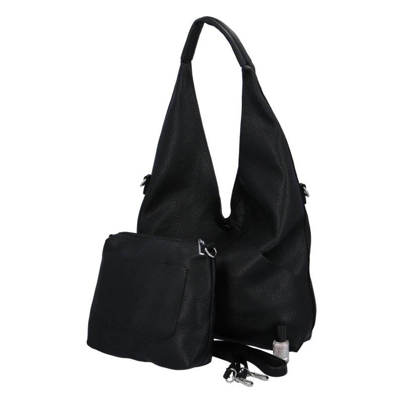Moderní dámská kabelka 2 v 1 Ina, zelená