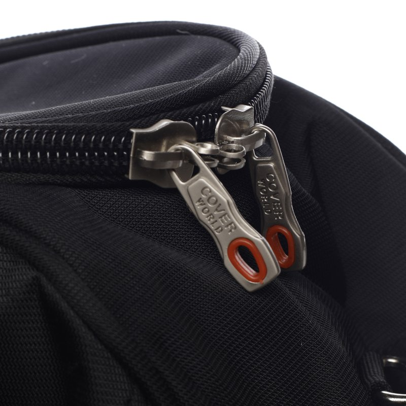 Praktická universální cestovní taška Grace černá
