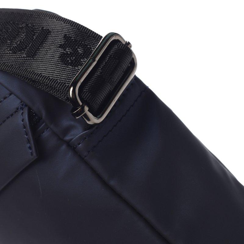 Sportovní látková pánská taška Kate modrá