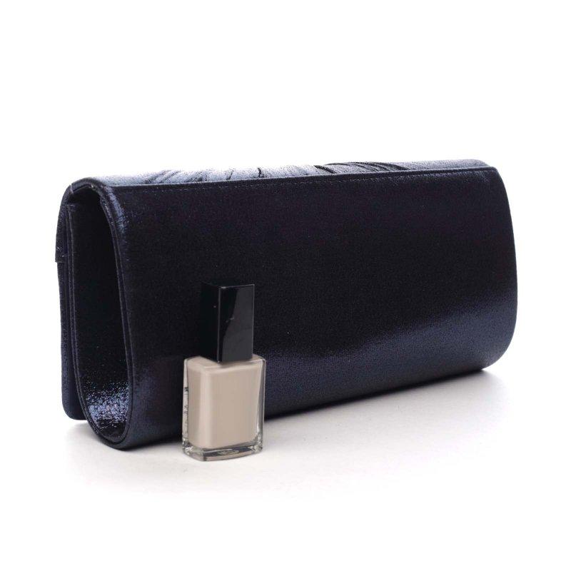 Dámská společenská kabelka Delilah, tmavě modrá