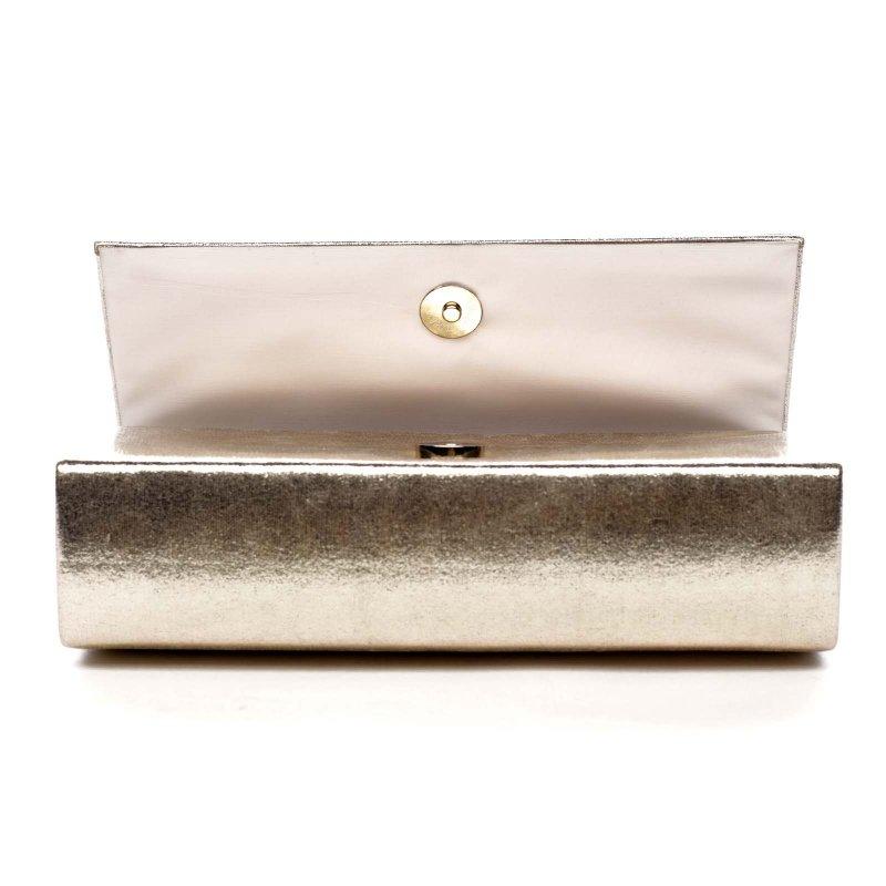 Plesová kabelka Brianna, zlatá