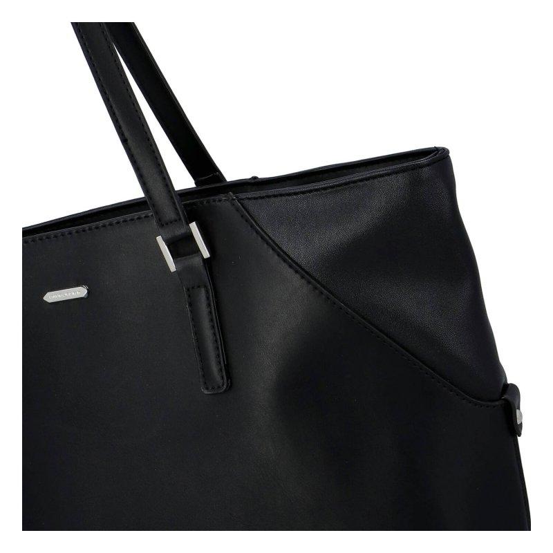 Dámská praktická taška Hazel, černá