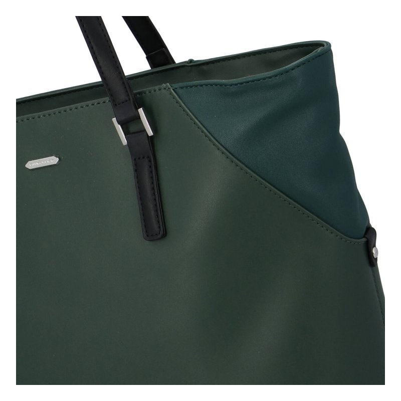 Dámská praktická taška Hazel, zelená