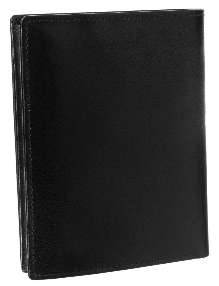 Moderní pánská peněženka Franky, černá