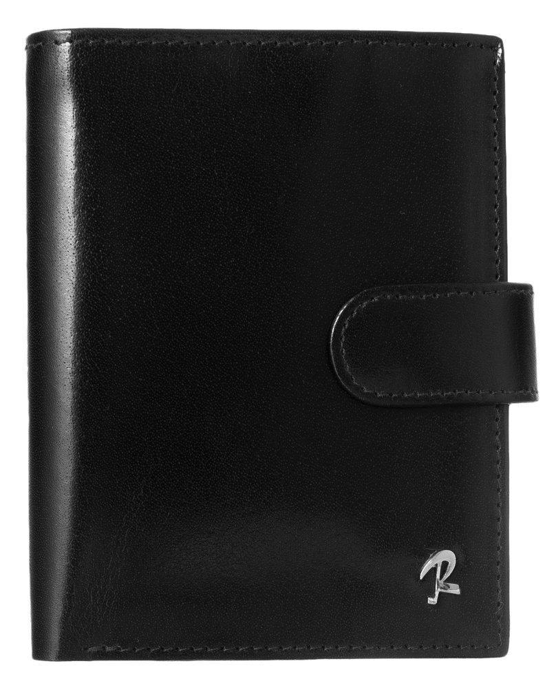 Pánská kožená peněženka Blackish, černá