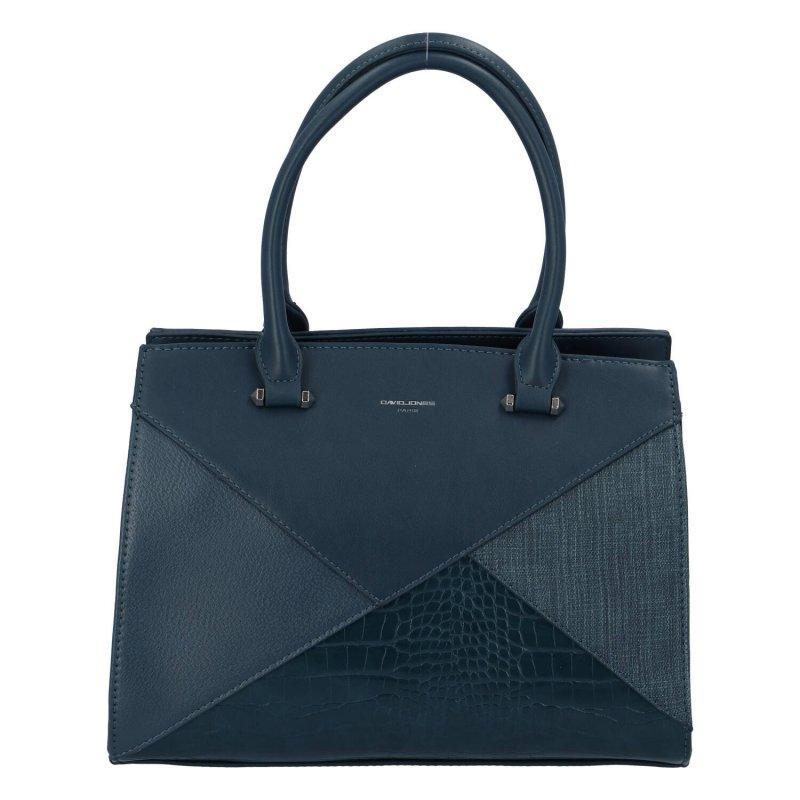 Trendová dámská kabelka Ashley, modrá