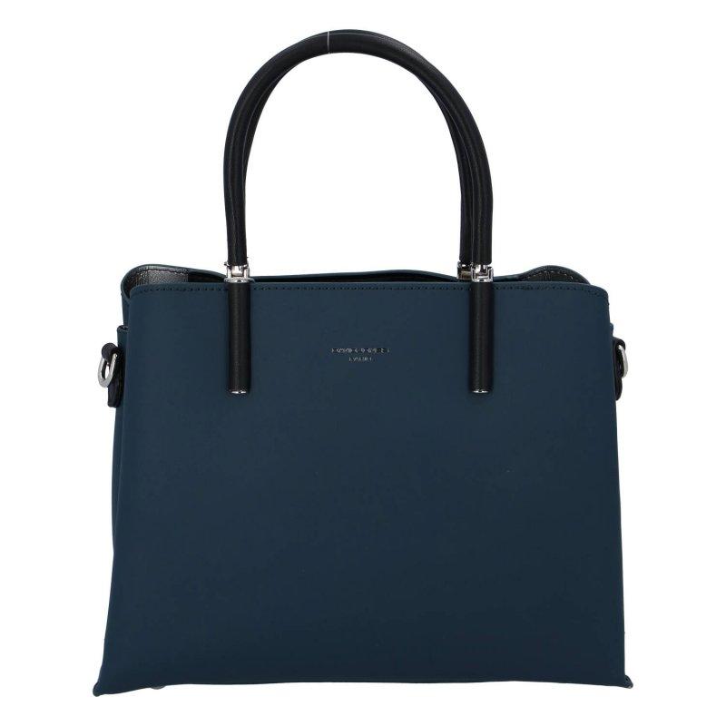 Luxusní dámská kabelka Francis, modrá