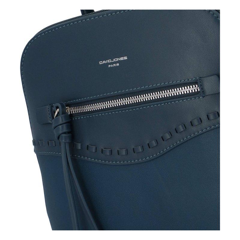 Městský dámský batůžek Samie, modrý