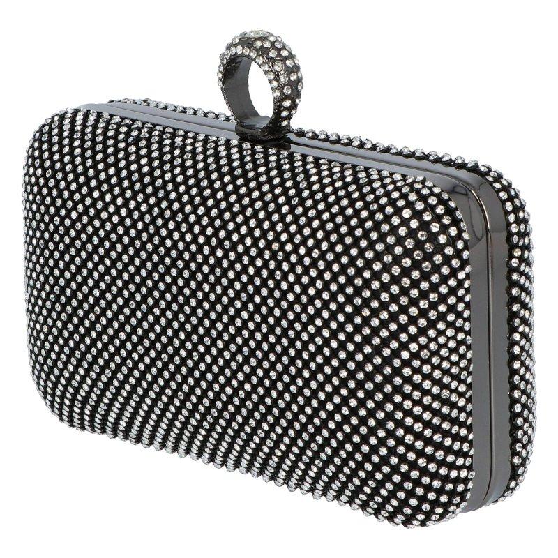Dámská společenská kabelka Julianne, černá