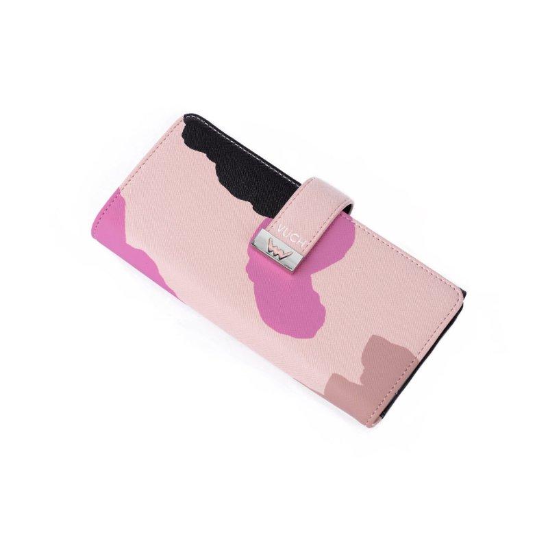 Dámská peněženka VUCH Edit, růžová