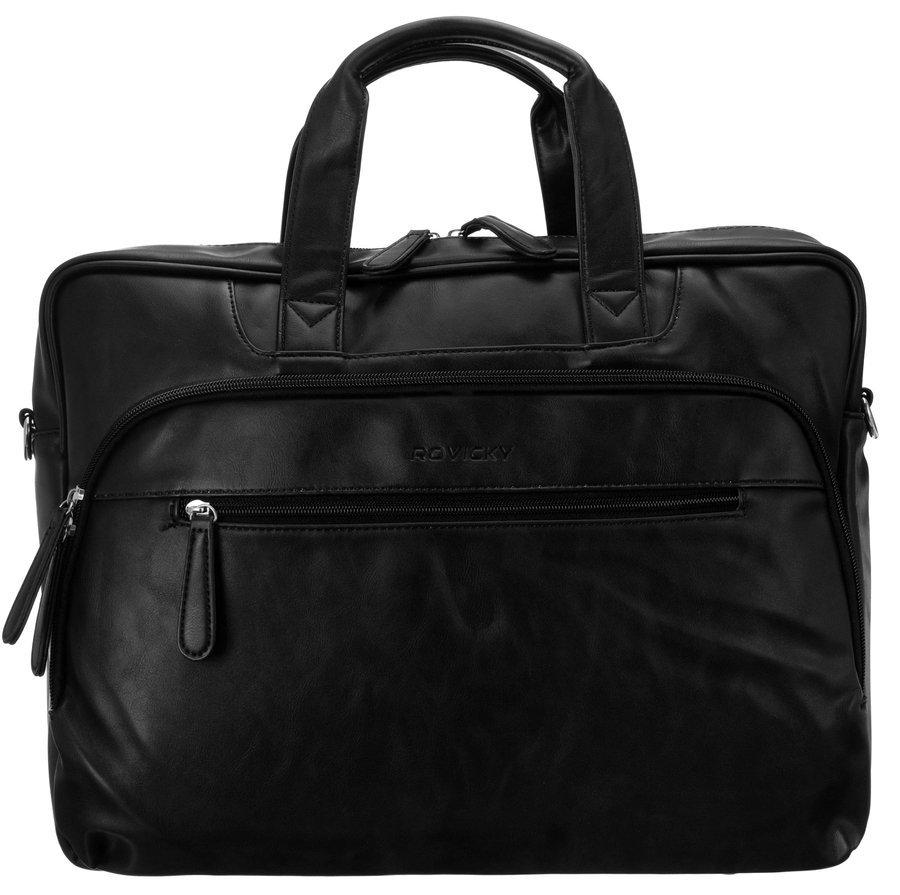 Pánská taška an laptop Emir, černá
