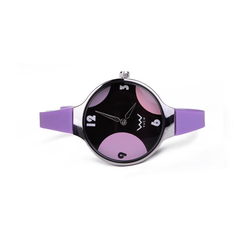 Dámské hodinky VUCH Merlin, fialové