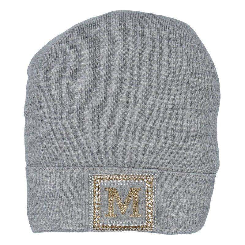 Dámská zimní čepice Mia, šedá