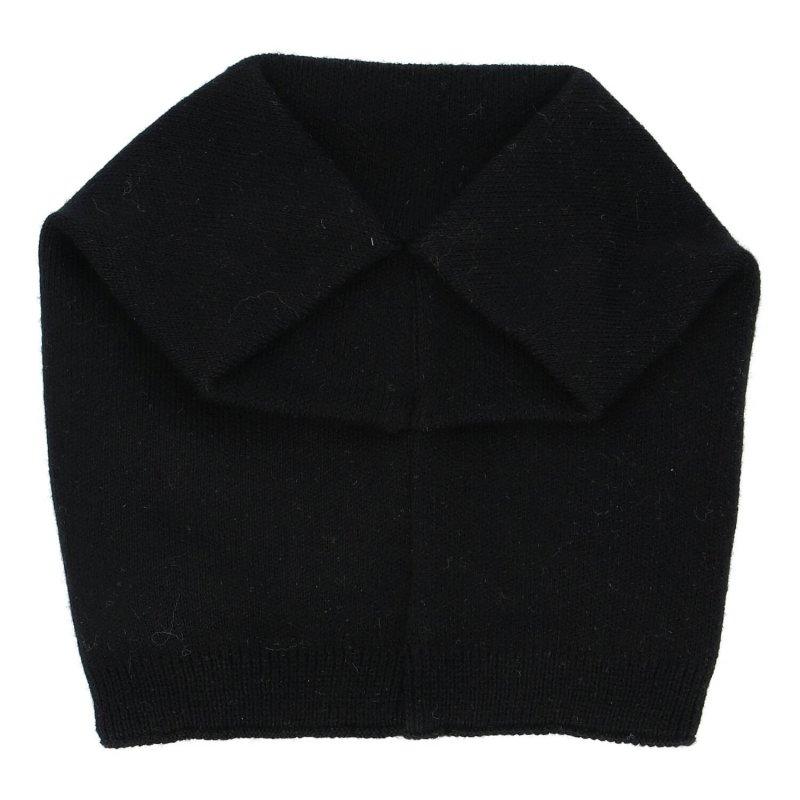 Dámská čepice Winter queen, černá