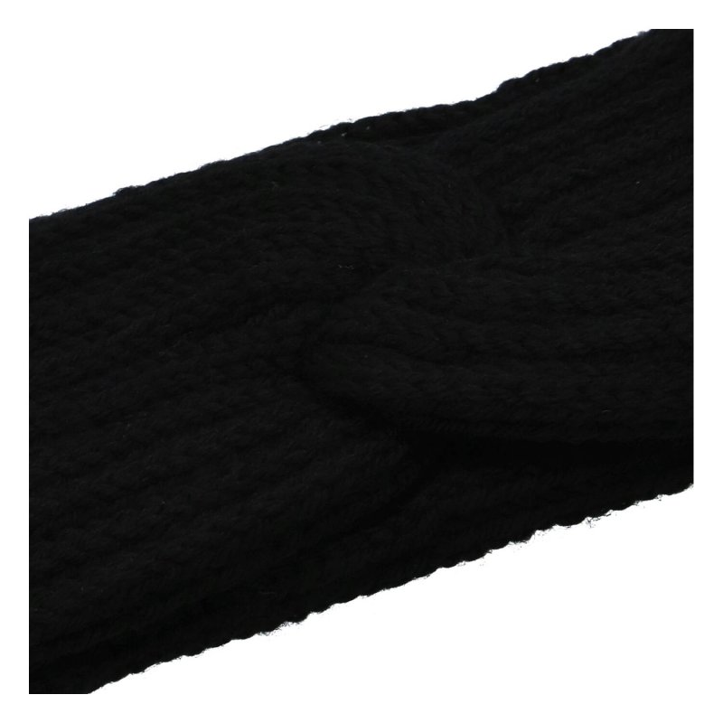Dámská čelenka Gabča, černá