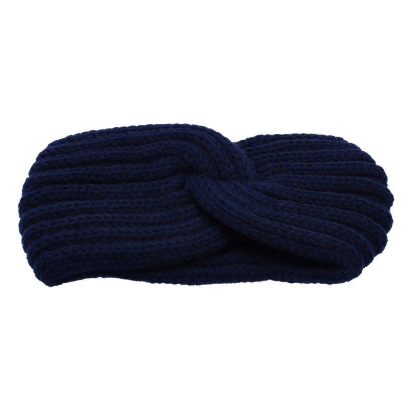 Dámská čelenka Gabča, tmavě modrá
