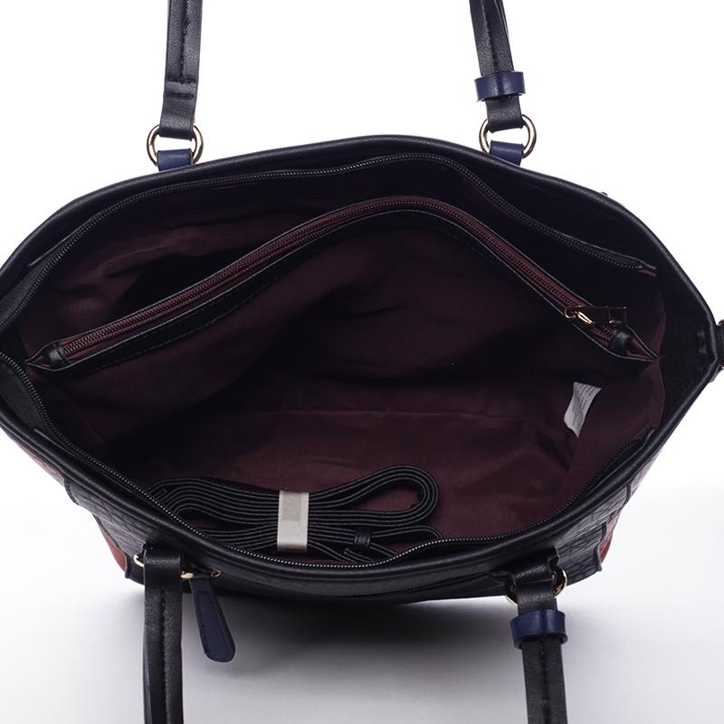 Trendy kabelka přes rameno i do ruky Hedvika 6be59565c5