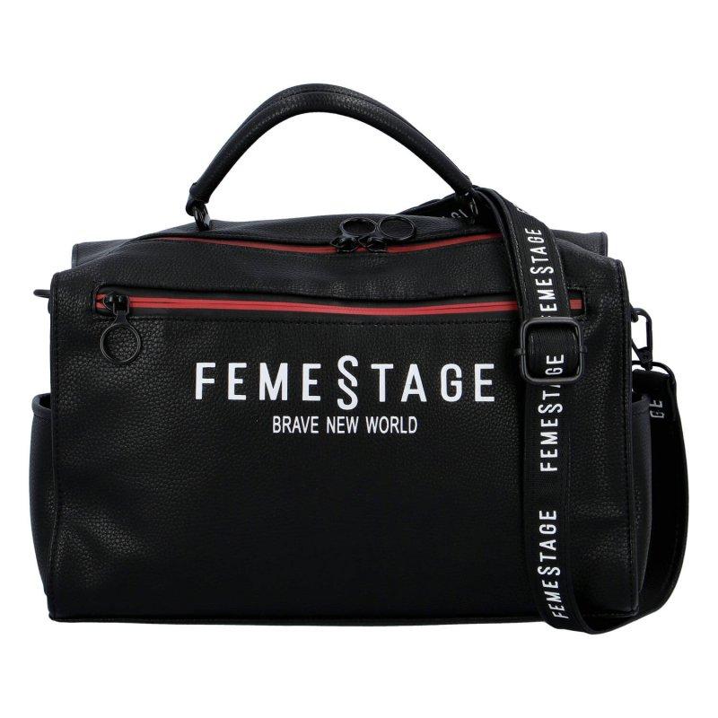 Dámská sportovní kabelka NOBO Femme, černá