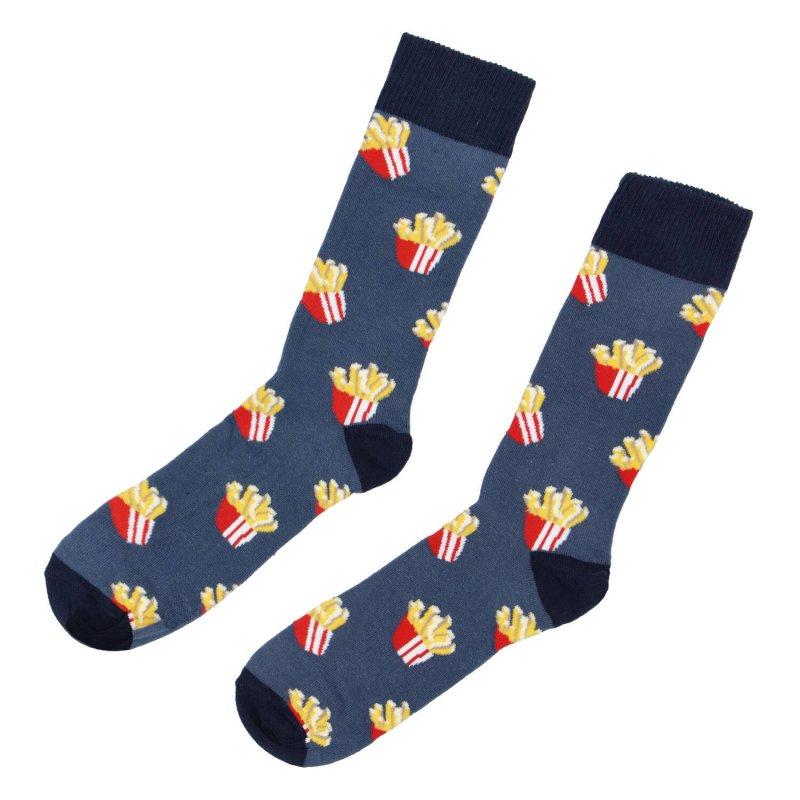 Ponožky Hamburger 43-46, černé