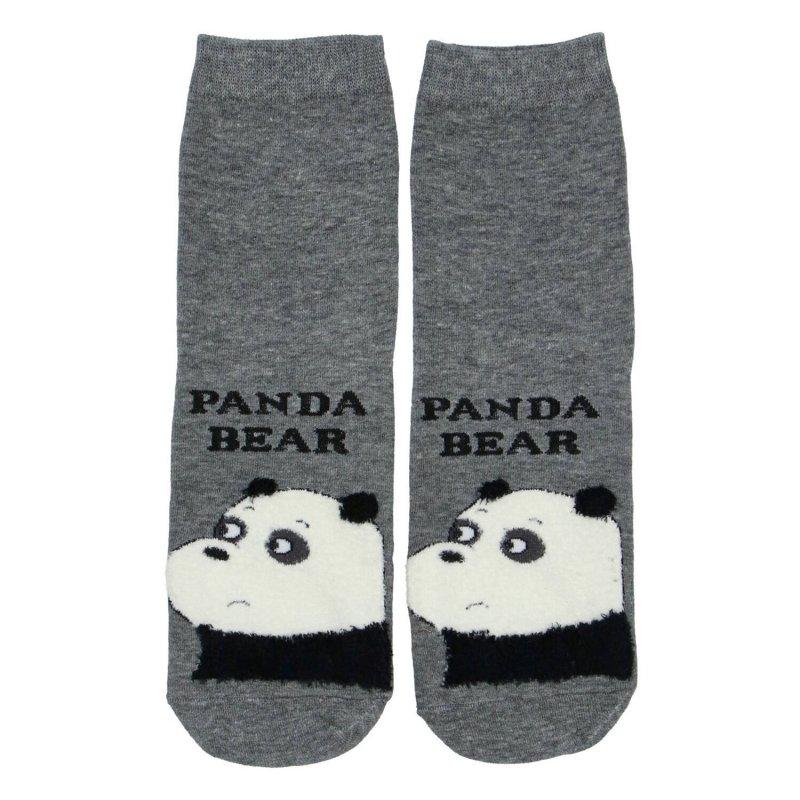 Dámské ponožky Panda Bear 38-41, šedé