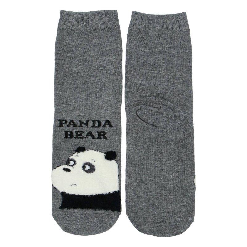 Dámské ponožky Panda Bear 35-38, šedé