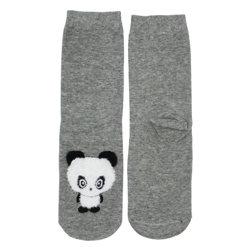 Dámské ponožky Panda 38-41, šedé