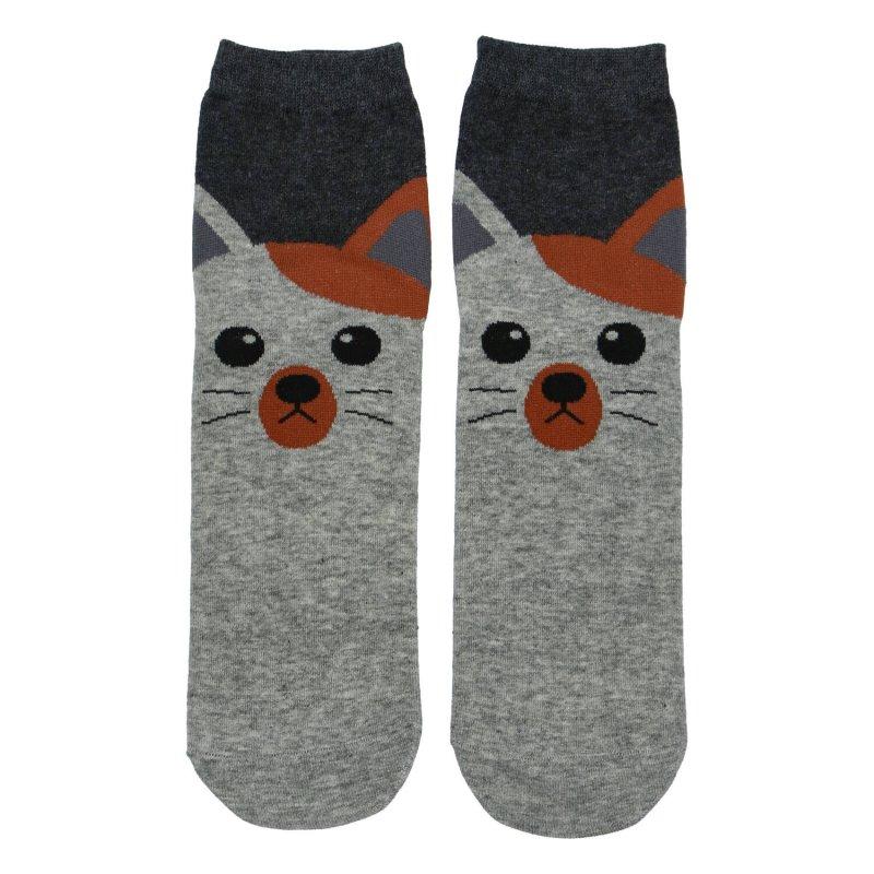 Dámské ponožky Čivava 35-38, šedé