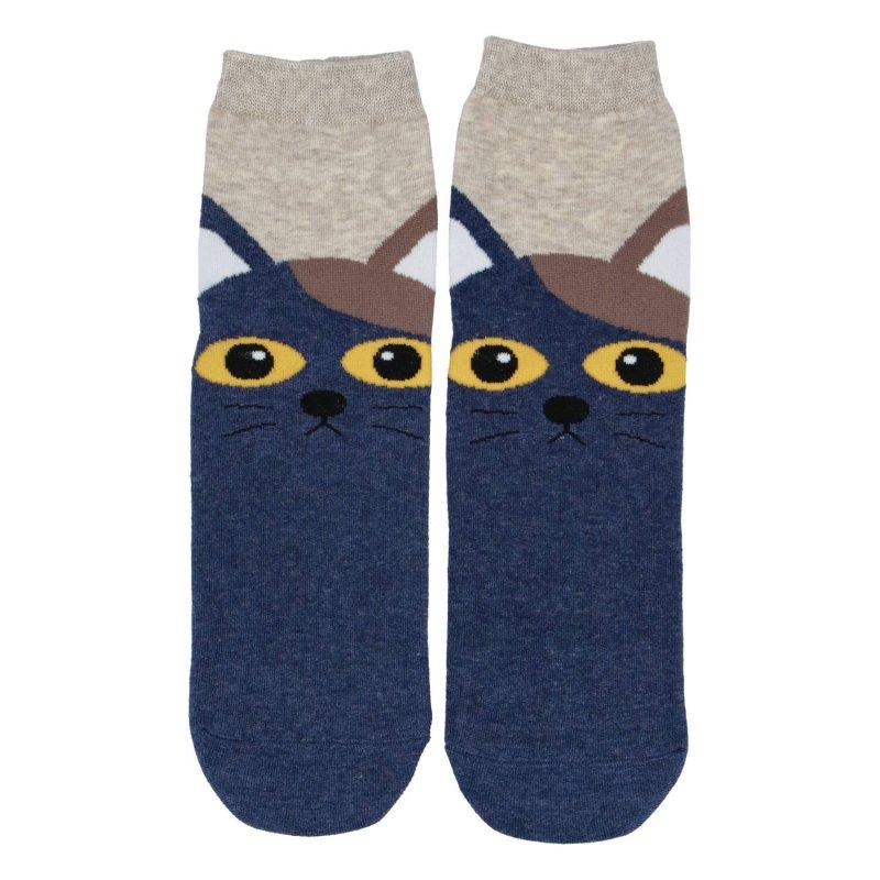 Dámské ponožky Čivava 38-41, modré