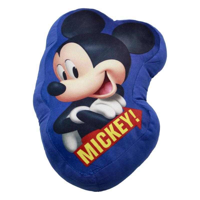 Dětský hravý plyšový polštářek Mickey 1