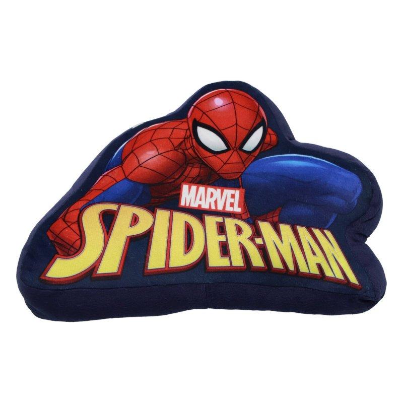 Dětský hravý plyšový polštářek Spiderman