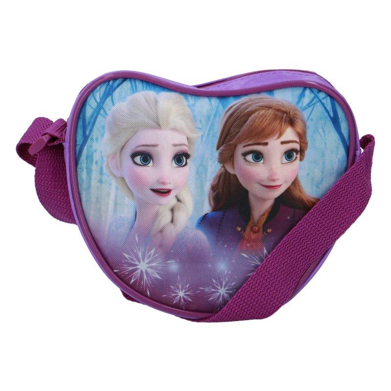 Dívčí taštička ve tvaru srdíčka Frozen