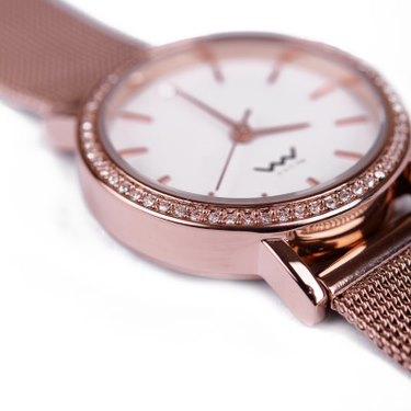 Dámské hodinky VUCH Nodine, růžově zlatá