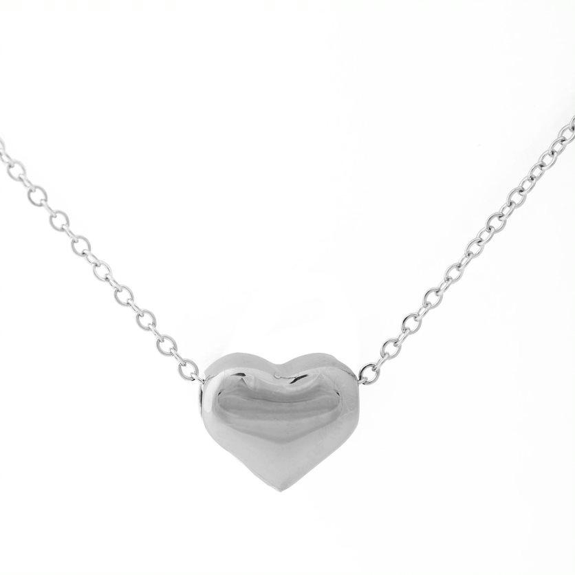 Náhrdelník VUCH Deep love, stříbrný