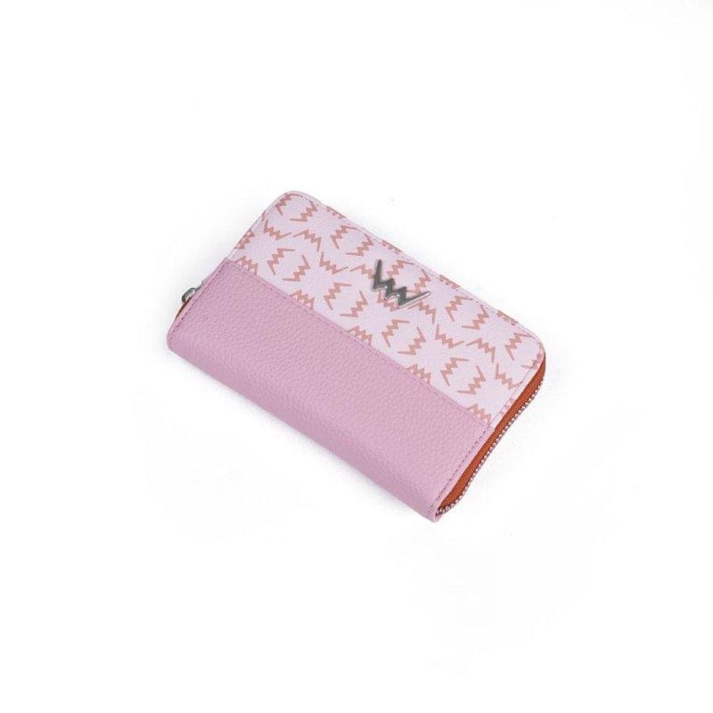 Dámská peněženka VUCH Riley, růžová