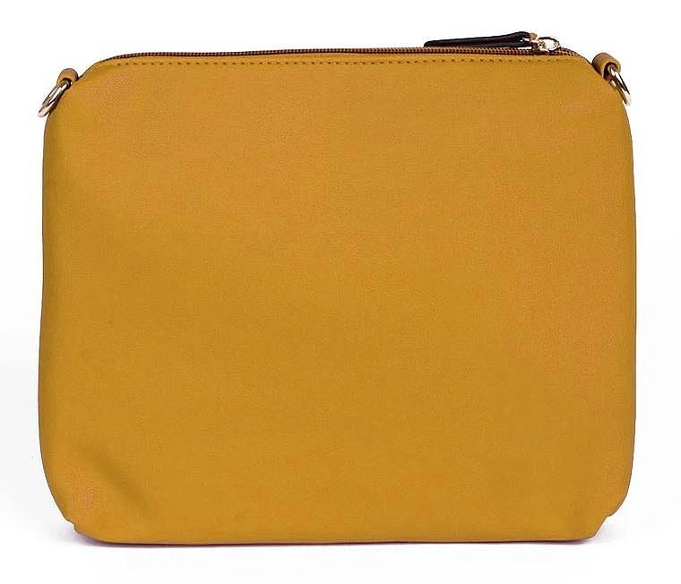Dámská kabelka VUCH Honey, žlutá
