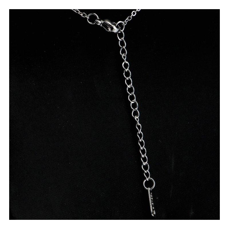 Dámský náhrdelník Vločka, stříbrný