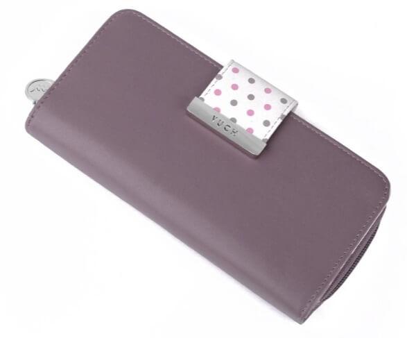 Dámská peněženka VUCH Gordana, fialová