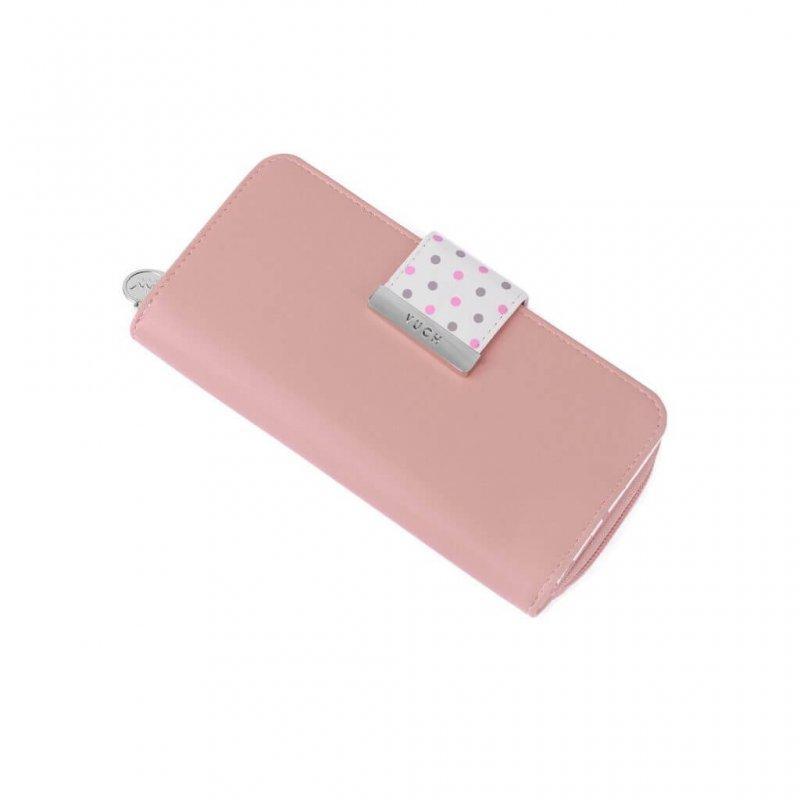 Dámská peněženka VUCH Jessy, růžová